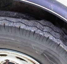Defective Tire