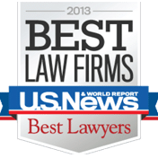 2013 Best Law Firms