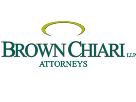 Brown Don Chiari Logo